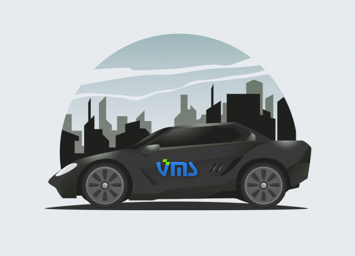 VMS city shuttle car transfers web app